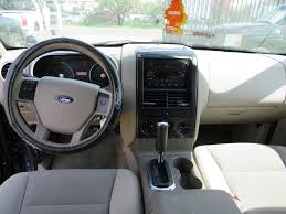 Ford Explorer Dashboard - 2007 used ford explorer 2wd 4dr v6 xlt at houston auto brokers tx