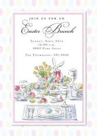 easter brunch invitations easter invitation easter brunch invite by luckyplumstudio