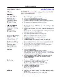 Resume Template Libreoffice Free Resume Templates Open Office Resume Template And
