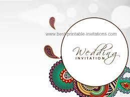 indian wedding card templates online indian wedding invitation card template matik for