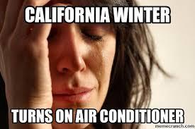 California Meme - winter