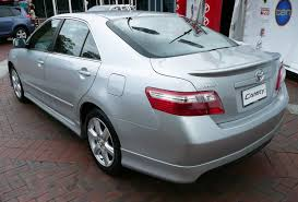 2007 toyota camry information and photos zombiedrive