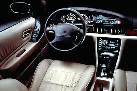 1999 Nissan Altima Interior 1993 97 Nissan Altima Consumer Guide Auto