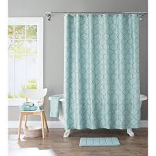 Green And Brown Shower Curtains Better Homes And Gardens Shower Curtains Walmart Com
