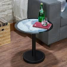 Clock Coffee Table by Casa Cortes Industrial Metal Round Clock Coffee Table Free