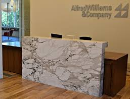 Marble Reception Desk Unique Reception Desks Unique Reception Stations Unique Concepts