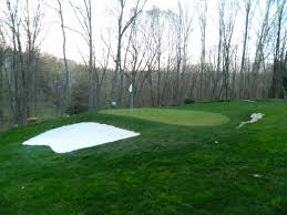 Backyard Driving Range Backyard Practice Area Post Your Pictures Golf Courses And