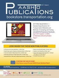 aashto publications catalog april 2017 pdf tunnel