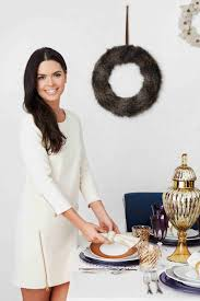 katie lee shares her last minute holiday entertaining and