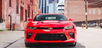 chevrolet camaro incentives chevy camaro december 2016 incentives released gm authority