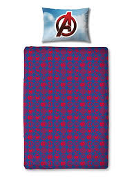 Marvel Double Duvet Cover Avengers Age Of Ultron Single Duvet Cover And Pillowcase Bedding Set