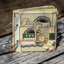 Vintage Scrapbook Album Scrapbook Vintage Handmade Album ảnh Handmade đẹp Và Cổ điển