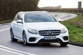 mercedes e 220d estate 4matic 2017 review auto express