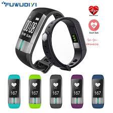 monitoring health bracelet images G20 ecg smart bracelet wristband fitness tracker waterproof heart jpg