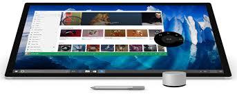 design pc monitor microsoft announces surface studio specs pricing info
