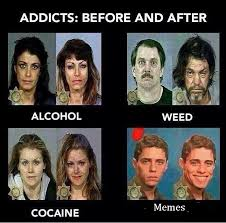 Crack Addict Meme - addicts before and after meme before best of the funny meme