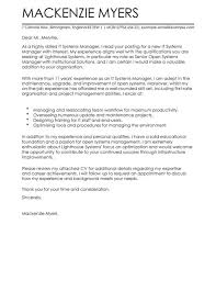 it cover letter it cover letter exles templates livecareer