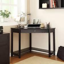 small black computer desk glass top computer desk glass desk for
