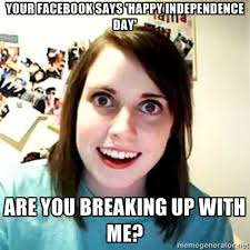 Overly Attached Girlfriend Meme - overly attached girlfriend meme pictures collegehumor post