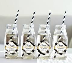 cheap new years party favors personalized new years party milk bottles favor bottles