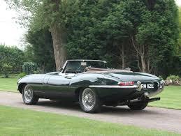1967 jaguar e type series 1 roadster coys of kensington