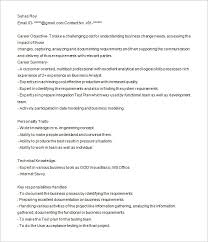 business analyst resume exles business analyst resume template 15 free sles exles