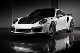 porsche 911 convertible white 2017 porsche 911 turbo s gtstreet r by techart review top speed
