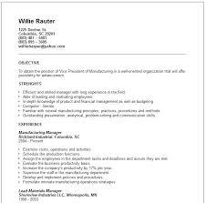 resume exles marketing vp of marketing resume manufacturing resume exles vice