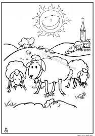 shaun sheep free printable coloring pages 06