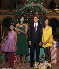 obama family join justin bieber and hudson at