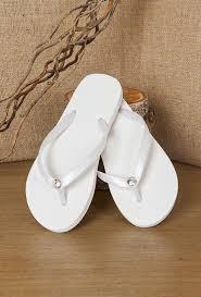 wedding flip flops swarovski rhinestone wedding flip flops ivory sparrow bridal gifts
