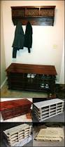 Small Bench With Shoe Storage by Best 25 Entryway Shoe Bench Ideas On Pinterest Entryway Shoe