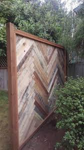 Patio Fences Ideas by Backyard Privacy Fence Ideas Backyard Landscape Design