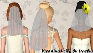 mod the sims wedding bliss 3 wedding veil accessories