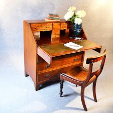 bureau writing desk bureau large fall front writing desk antiques atlas