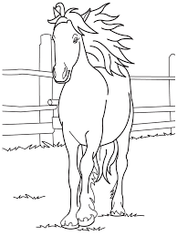 mustang horse coloring pages mustang horse coloring pages with