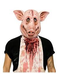 pig mask bm231 fancy dress ball saw pig mask halloween mask