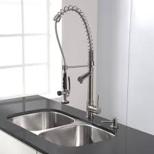 Old Kitchen Faucets Kitchen Sinks Kitchen Sink Faucet Sensor Short Single Hole