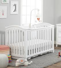 Convertible Crib White by Sorelle Berkley Classic 4 In 1 Convertible Crib White Toys