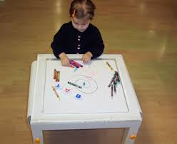 how to make a functional children u0027s coloring table 8 steps with