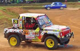 pertamax sprint rally seri 2 serang kembalikan masa kejayaan era