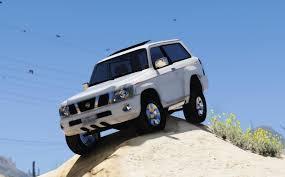 nissan safari off road nissan patrol safari vtc 4800 y61 2016 2 door add on replace