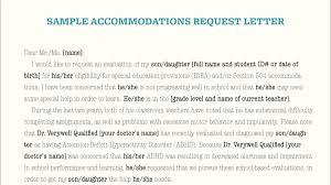 Sjabloon Cv Jobstudent sle letter requesting psychoeducational evaluation request letter