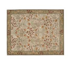 pottery barn adeline rug adeline rug multi pottery barn ours is darker green 5x7 in