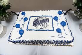 20th birthday cake at the university system office u2013 galileo scrapbook