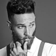 trend watch tattooed u0026 bearded male models i can style u blog