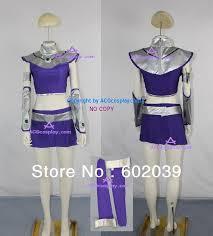 Starfire Costume Aliexpress Com Buy Teen Titans Starfire Cosplay Costume Include