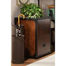 home decorators collection industrial empire pine file cabinet