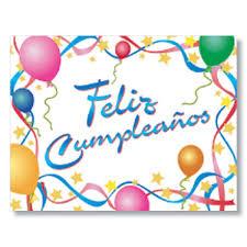happy cards happy birthday feliz cumpleanos birthday card