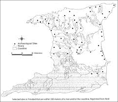 Blank Outline Map Of Trinidad And Tobago by Index Of Maps